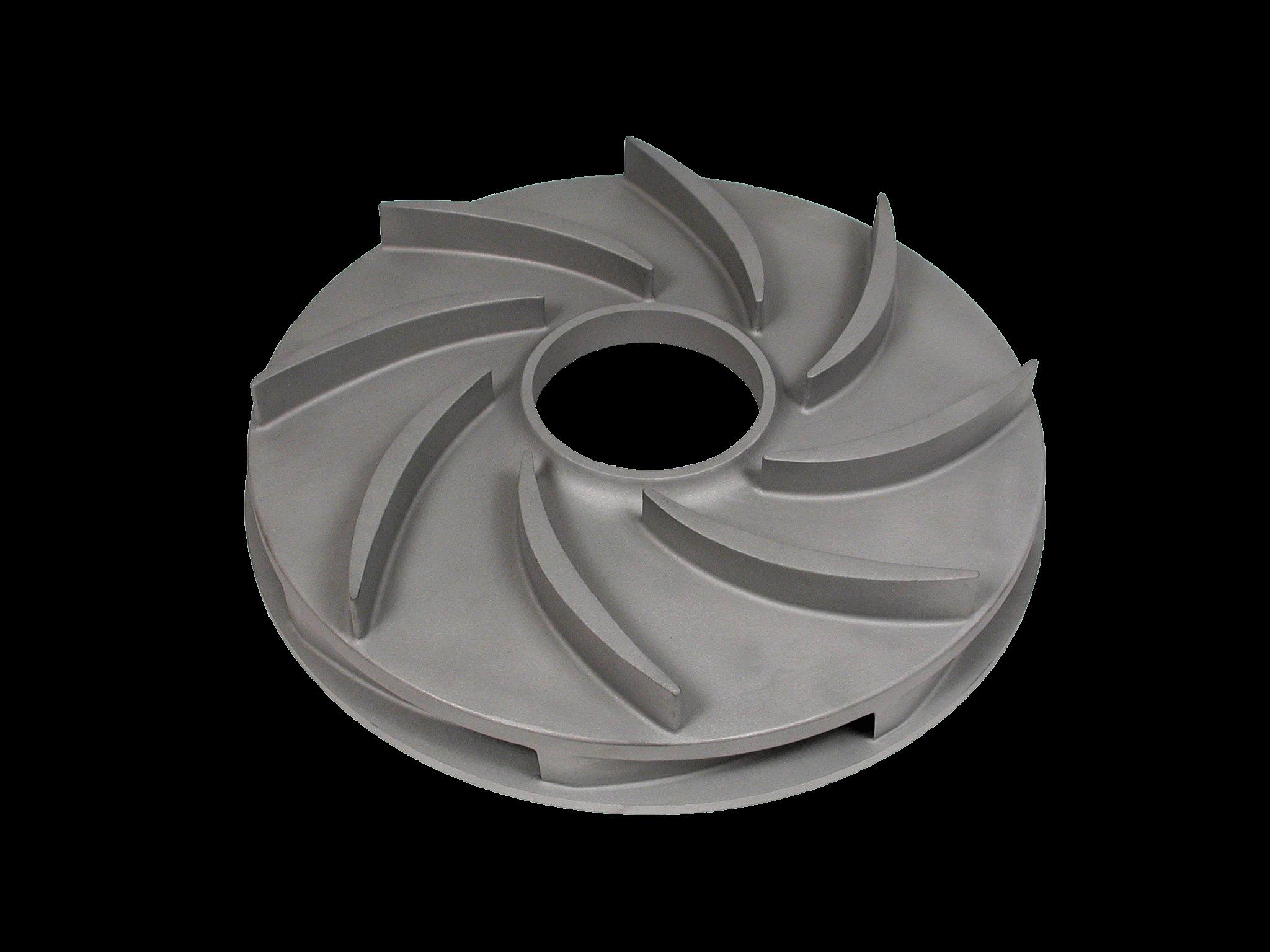Diffuser precision castings